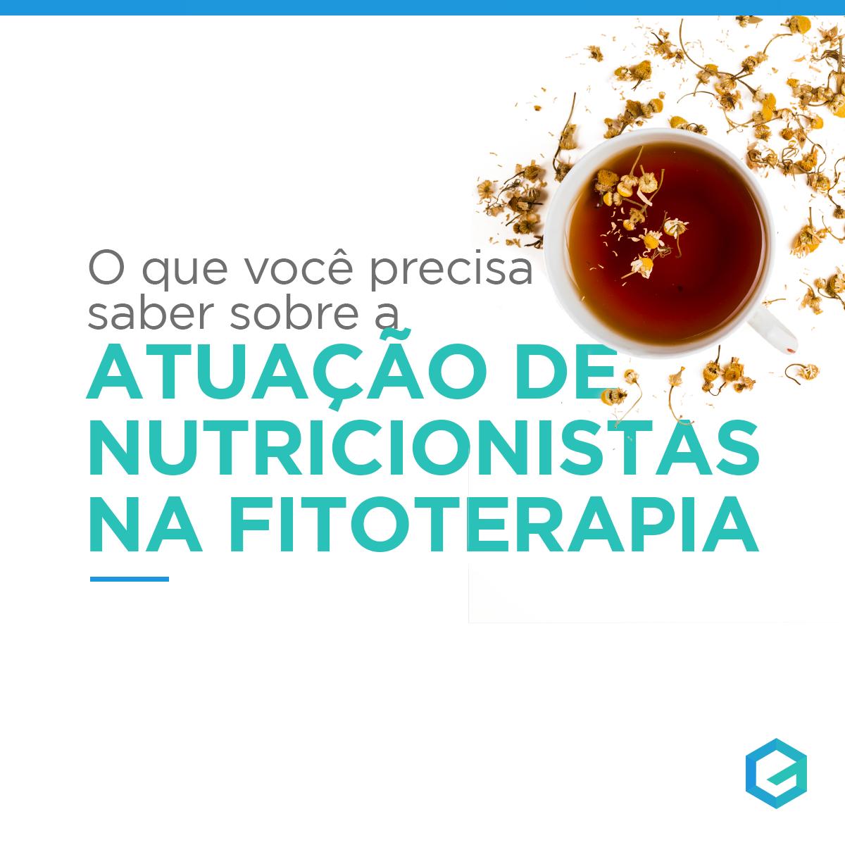 O que você precisa saber sobre a atuação de nutricionistas na fitoterapia